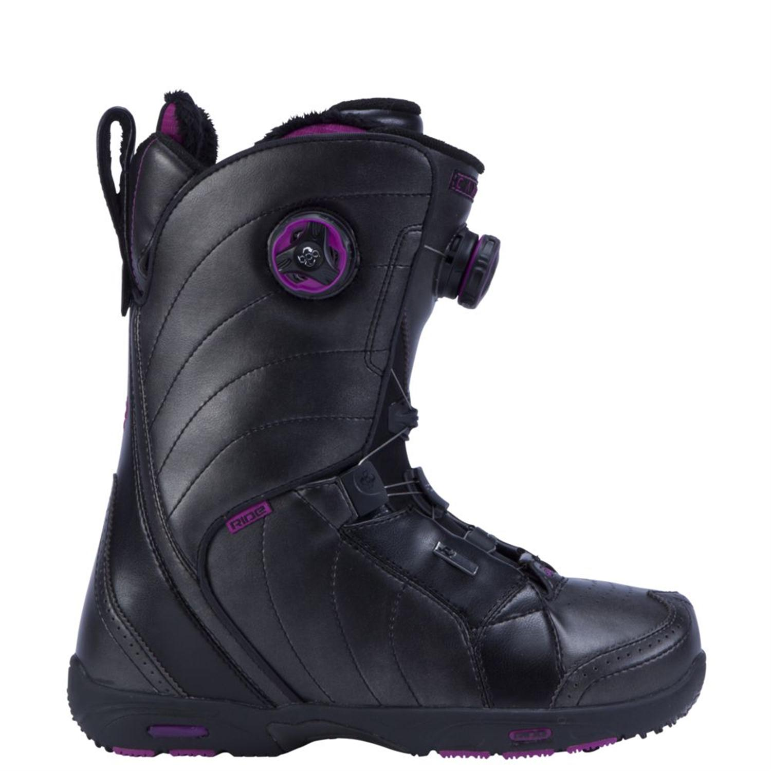 ride cadence focus boa snowboard boots s 2014