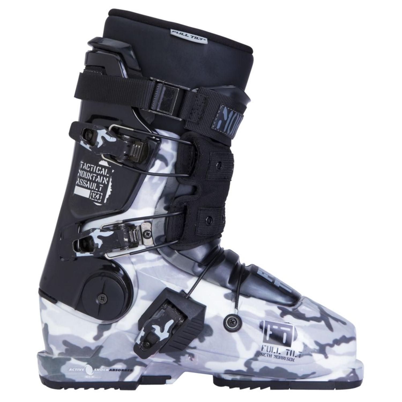 Full Tilt Seth Morrison Pro Model Ski Boots 2014 Evo Outlet