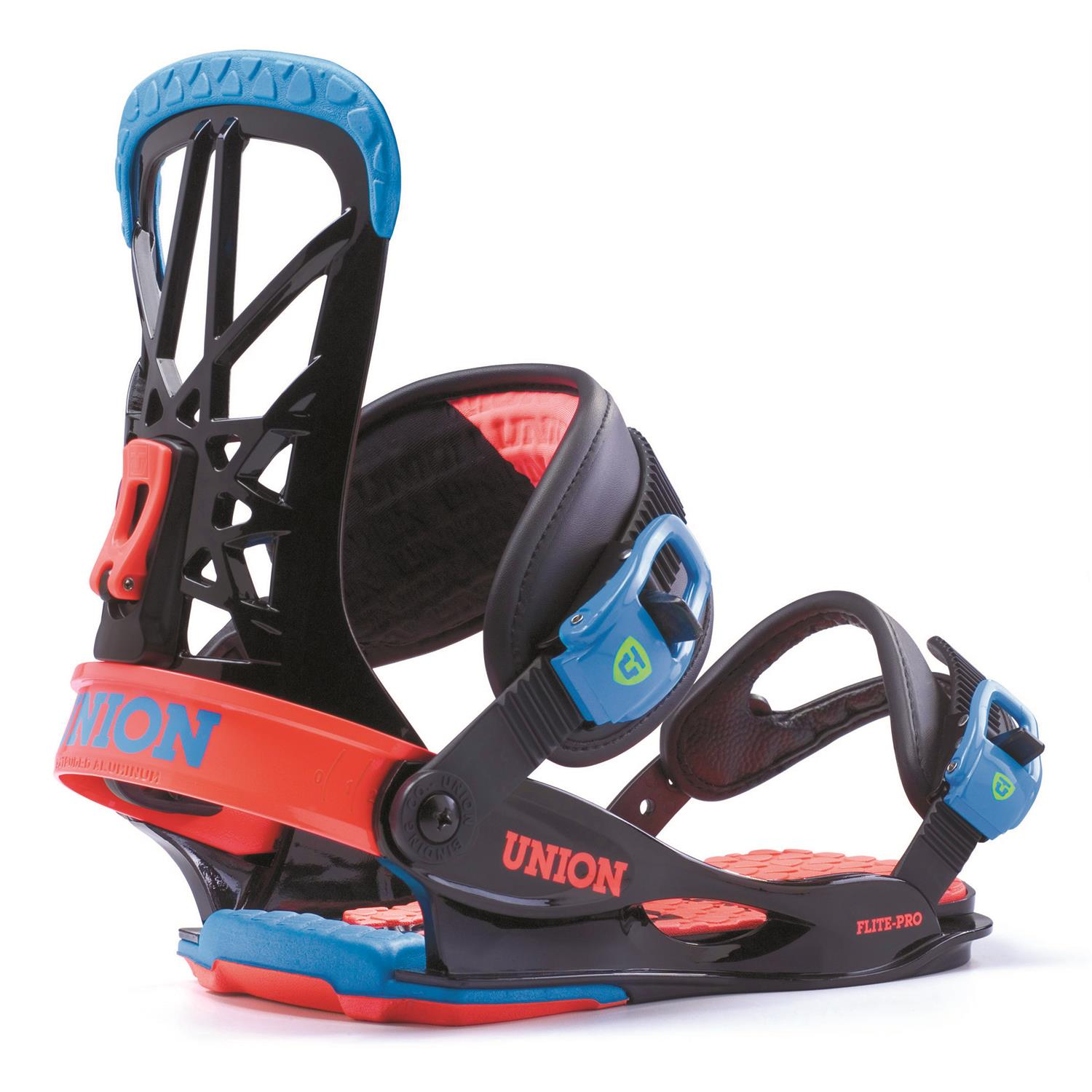 Union Flite Pro Snowboard Bindings 2014