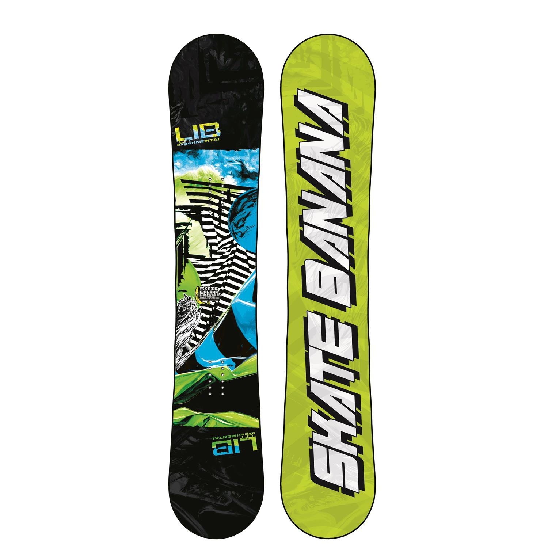 lib tech skate banana btx snowboard 2014 evo outlet. Black Bedroom Furniture Sets. Home Design Ideas