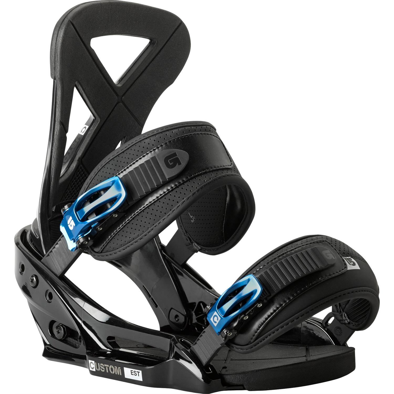 Burton Custom EST Snowboard Bindings 2014