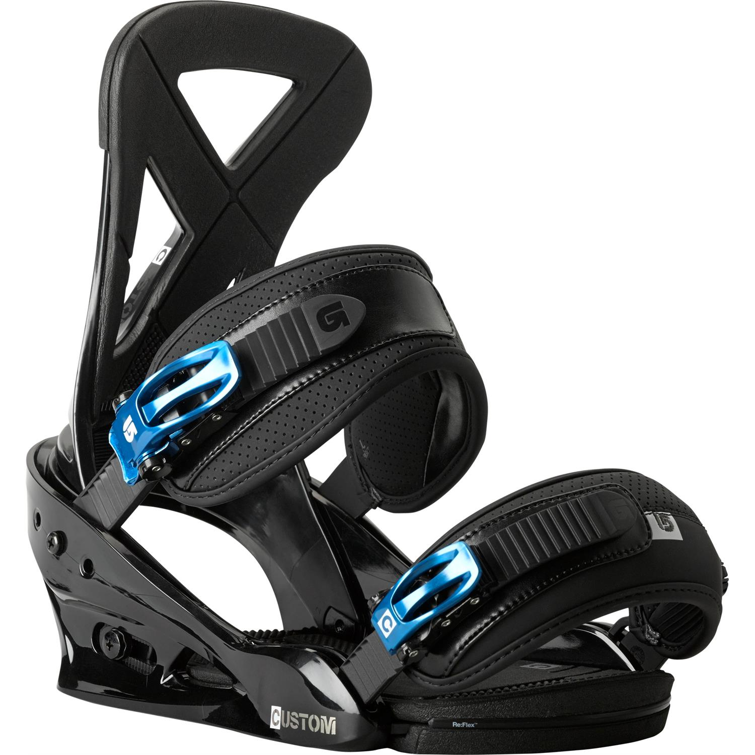 Burton Custom Snowboard Bindings 2015