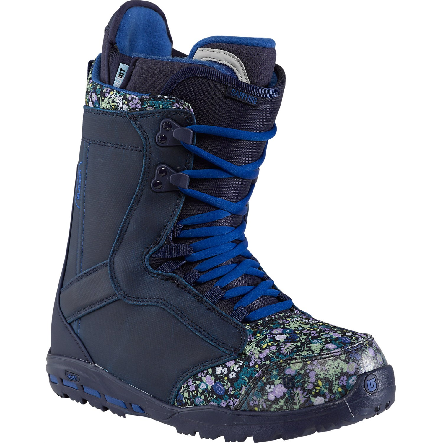 burton sapphire snowboard boots s 2014 evo outlet
