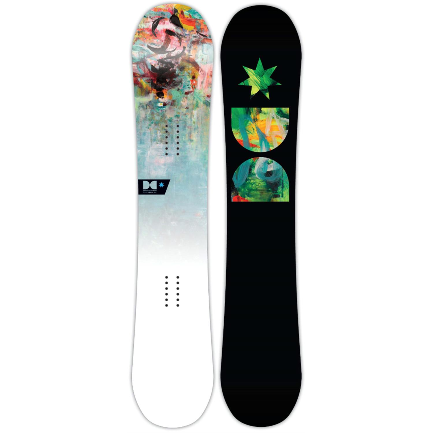 Dc Shoes Biddy Snowboard Review