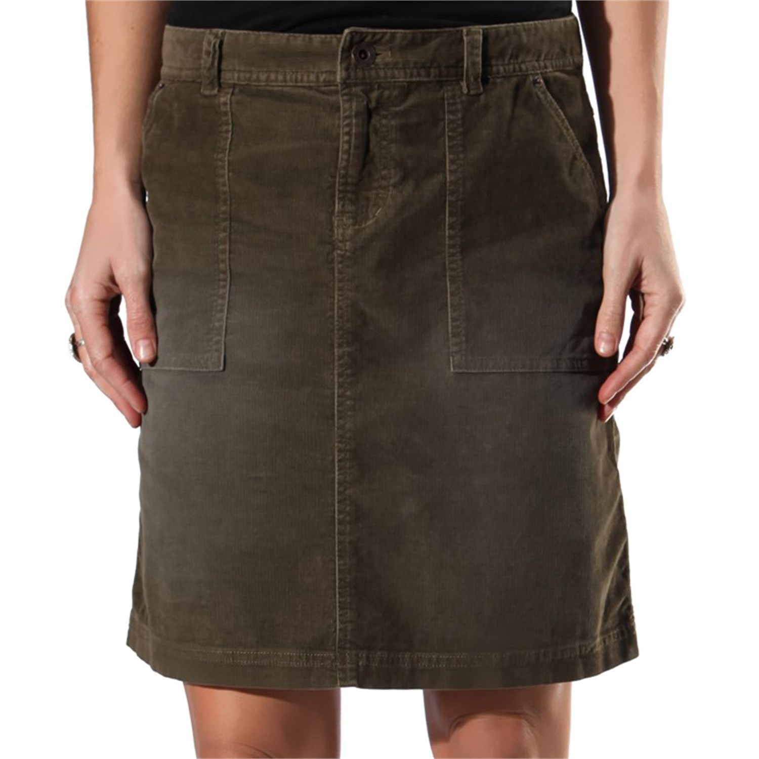 the nenana corduroy skirt s evo outlet