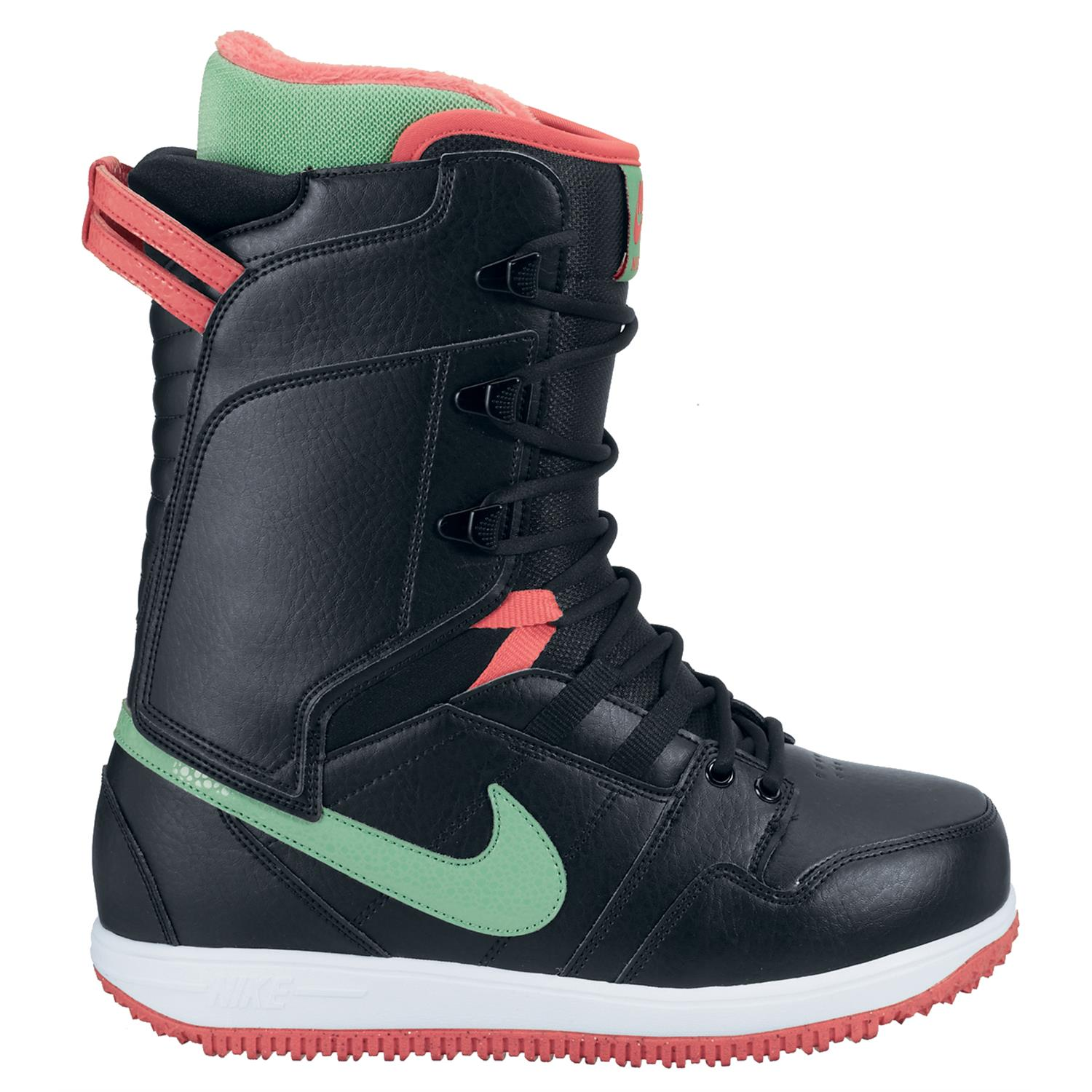Perfect Good Things Are Being Said About Nikes Boots This Season, And That Includes This Femalespecific Effort  The Nike Vapen Womens Snowboard Boot The Vapen Is A Comfortable Allrounder Designed To Ride Anything, Anywhere Its Cribbed A