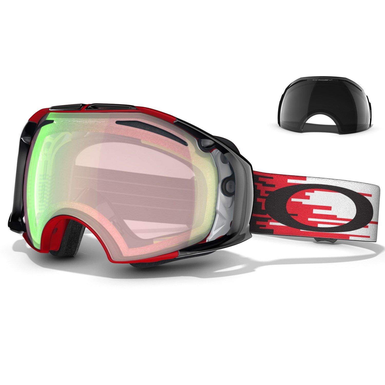 Oakley Airbrake Asian Fit Goggles Evo
