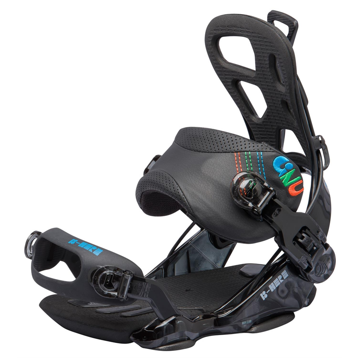 GNU B-Here Snowboard Bindings - Women's 2014