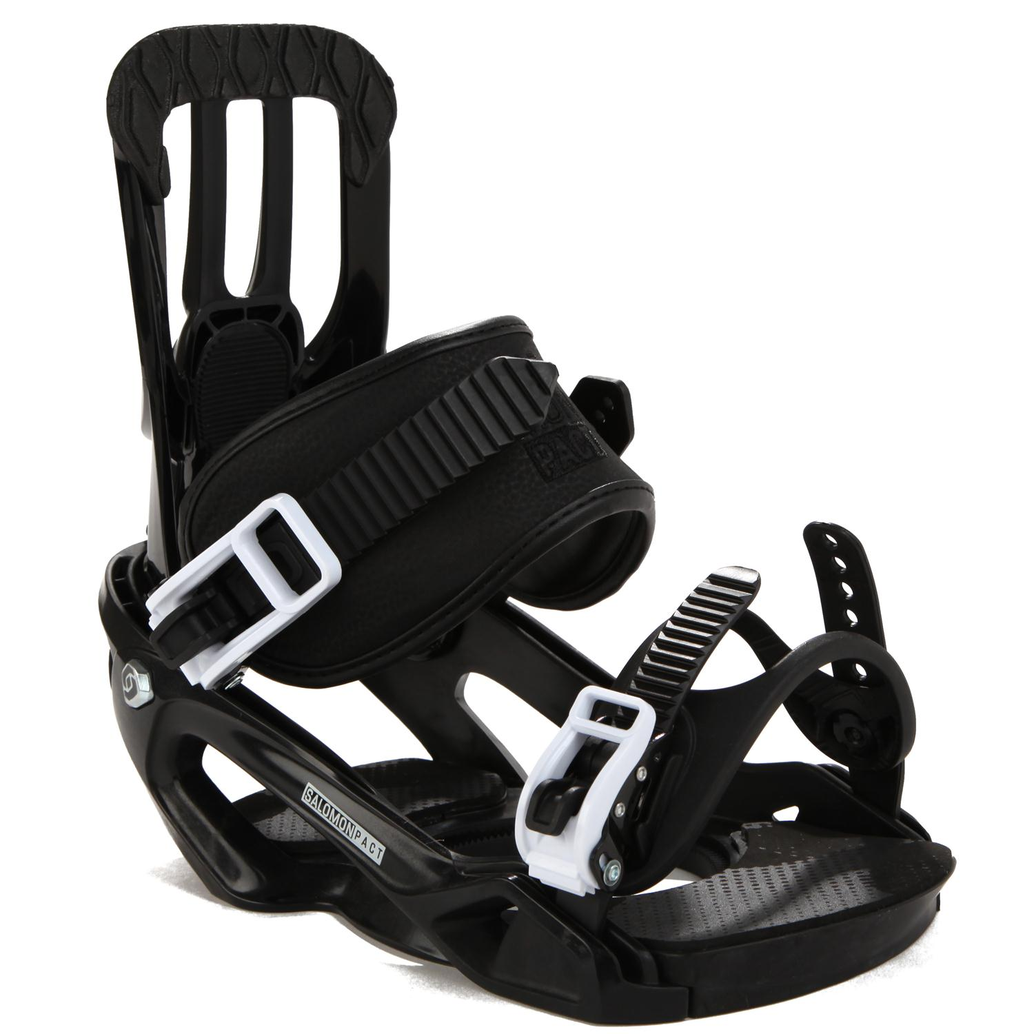 Salomon Pact Snowboard Bindings - Demo 2014
