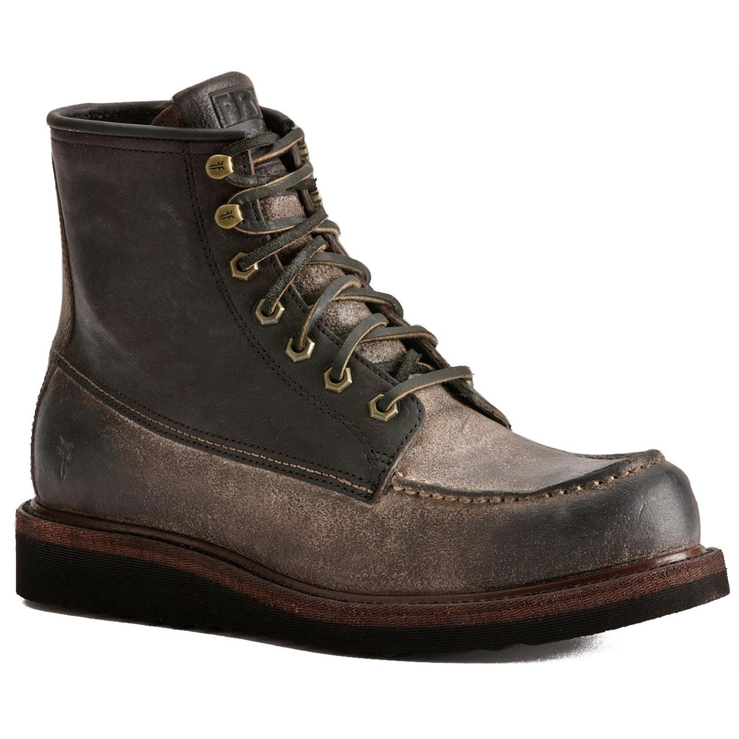 frye dakota wedge boots evo outlet