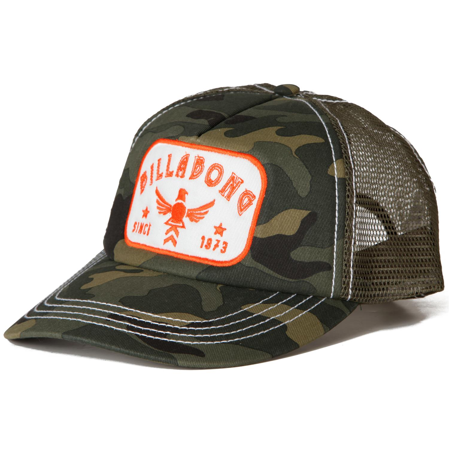 billabong dreamin on trucker hat s evo outlet