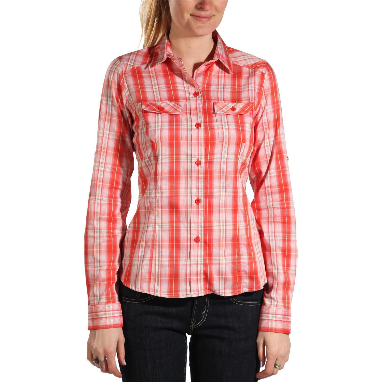 Arc 39 Teryx Melodie Long Sleeve Button Down Shirt Women 39 S