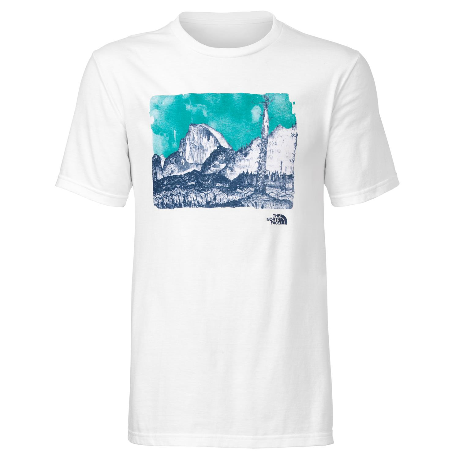 The North Face Trackdown T Shirt Evo Outlet
