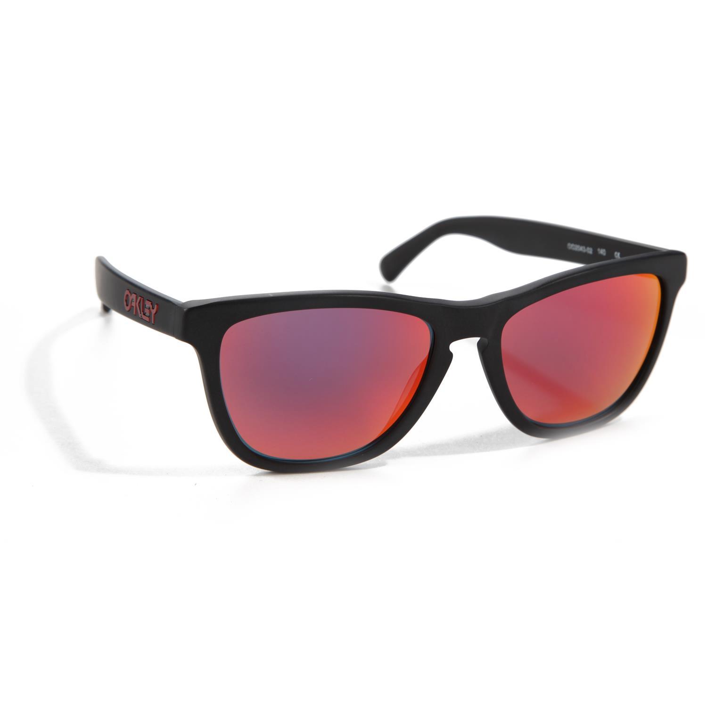 a908894722f Oakley Frogskin Lx Matte Black L Ruby Iridium « Heritage Malta