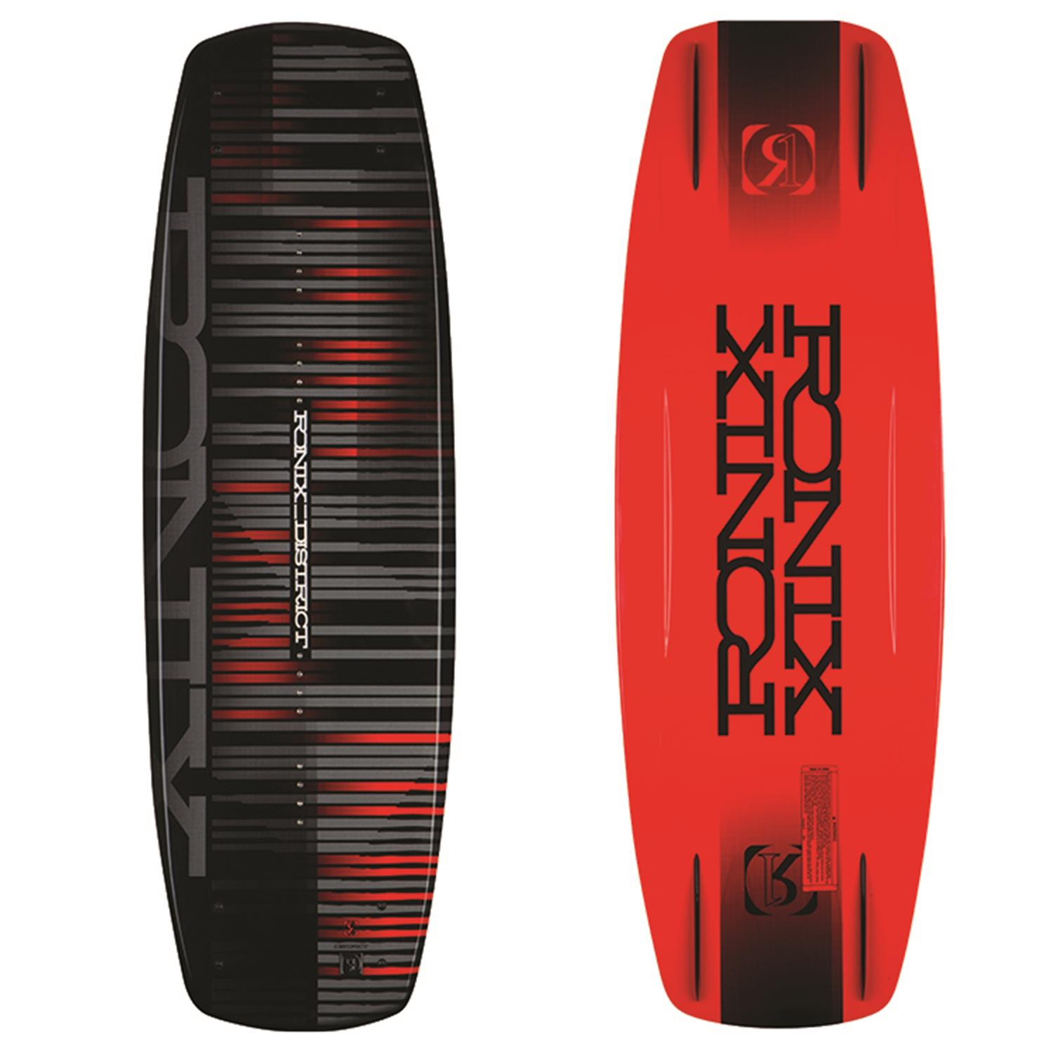 Ronix District Wakeboard + District Bindings 2014
