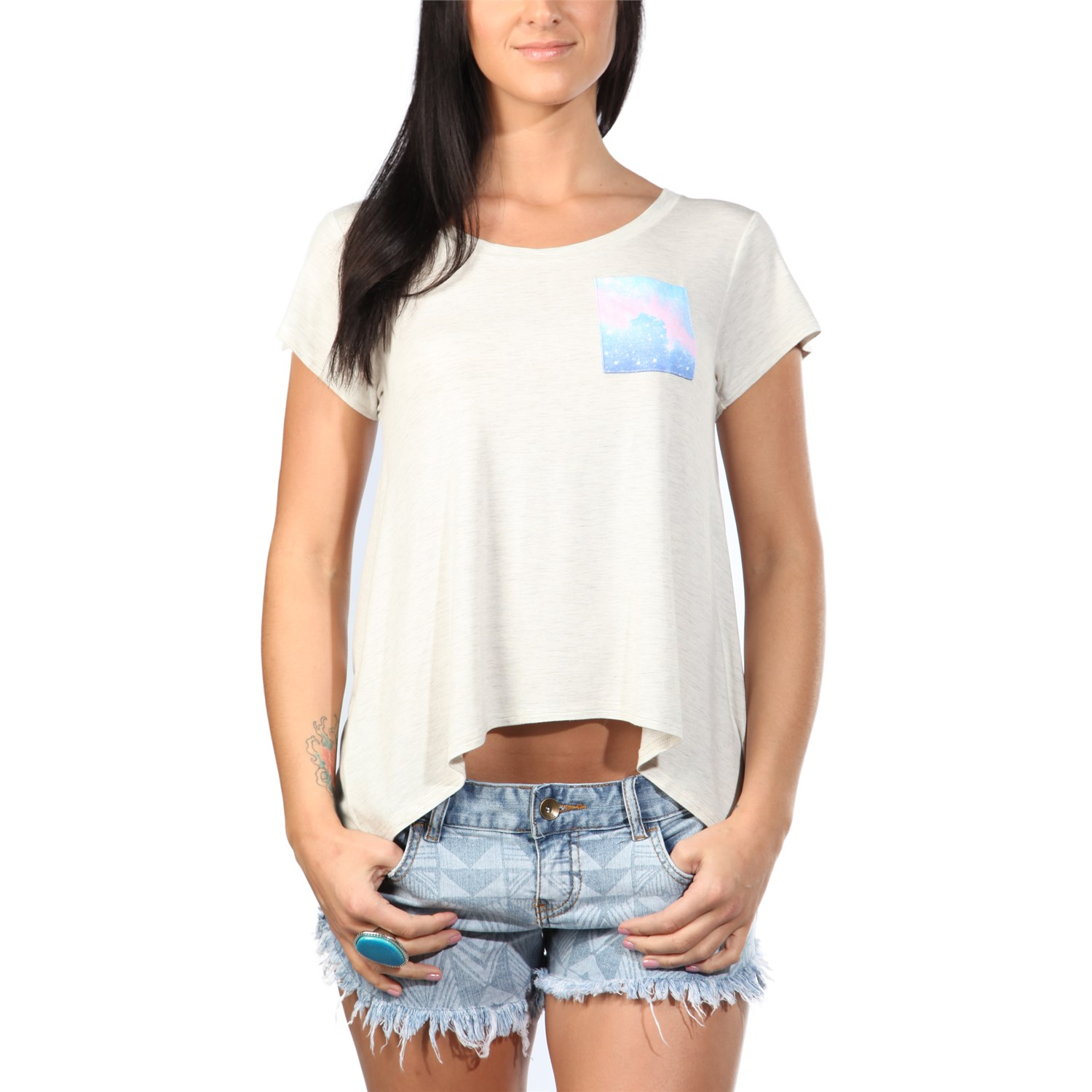 1000 images about tees on pinterest for Pocket tee shirts for womens