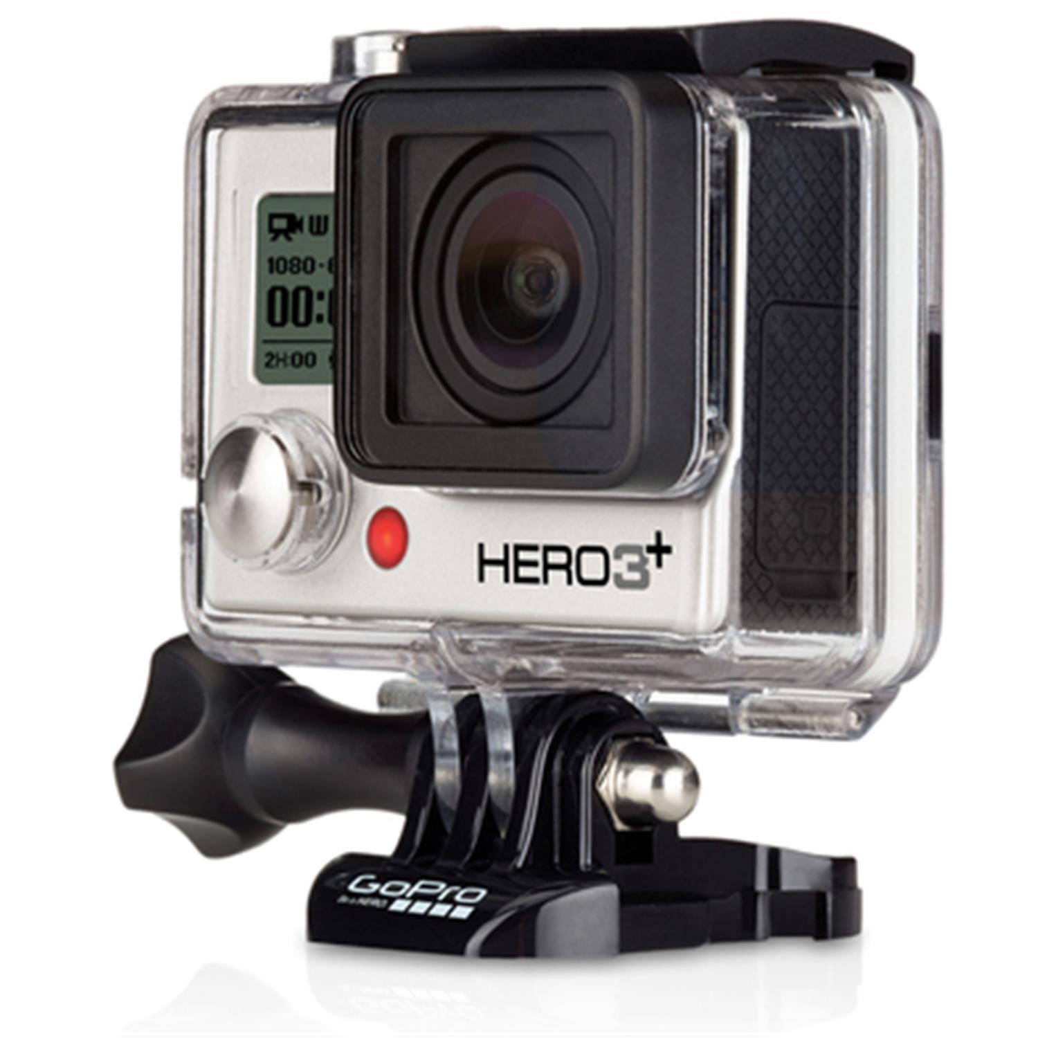 gopro hero3 silver edition camera evo. Black Bedroom Furniture Sets. Home Design Ideas