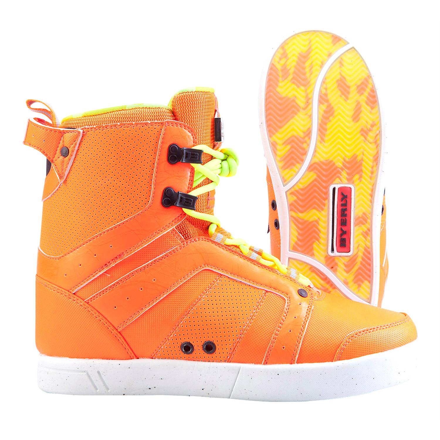 Byerly System Wakeboard Boots Bindings 2014 Evo Outlet