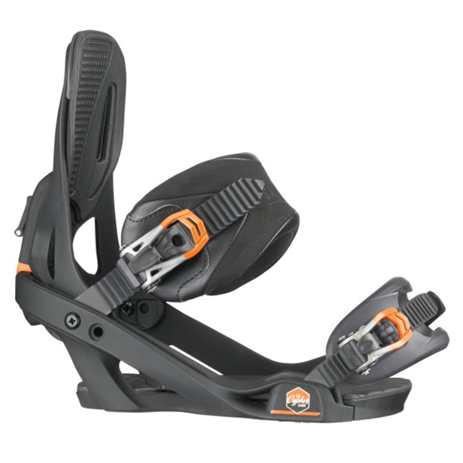 Salomon Cypher Snowboard Bindings 2014