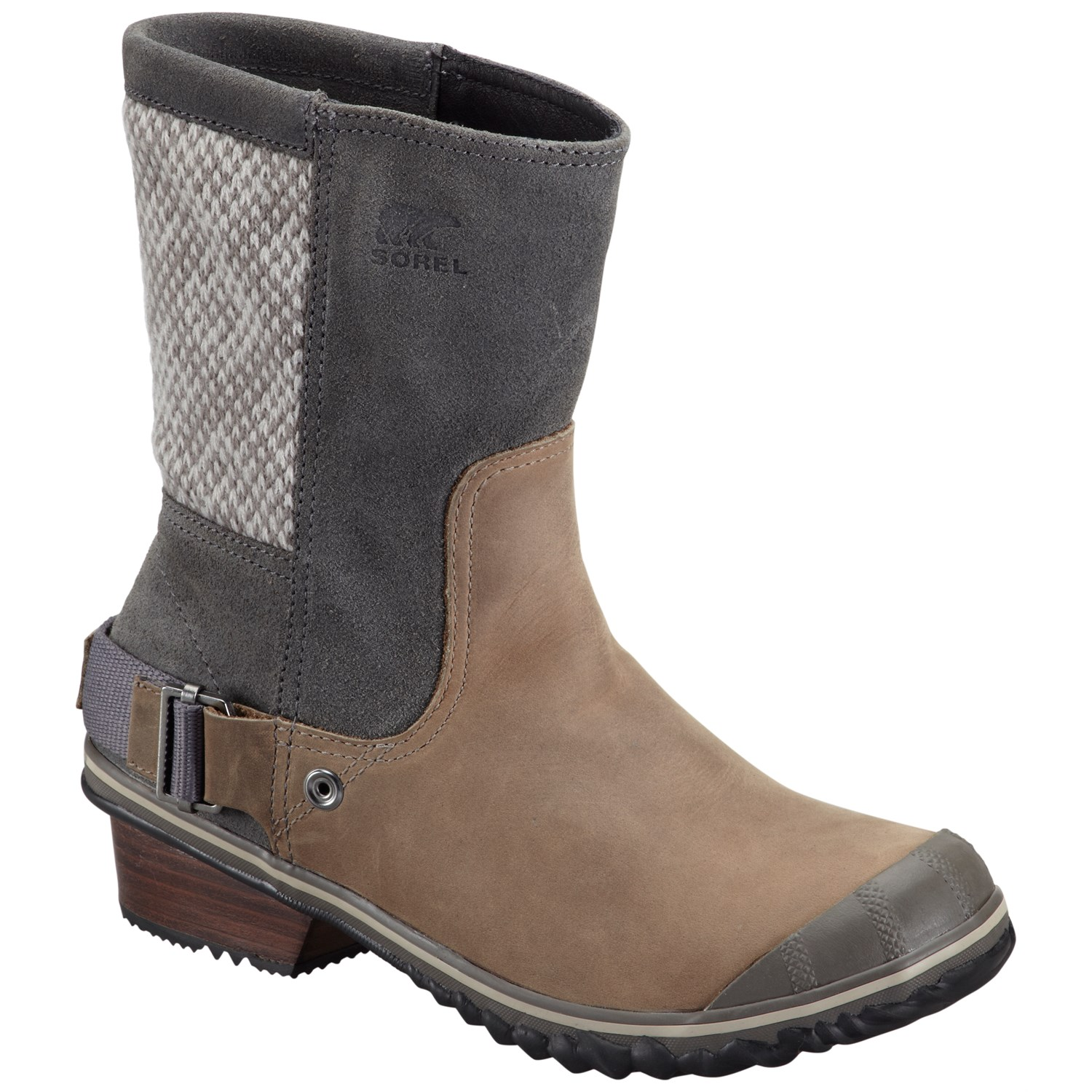 Beautiful SHORT TAN SOREL BOOTS SALE On The Hunt