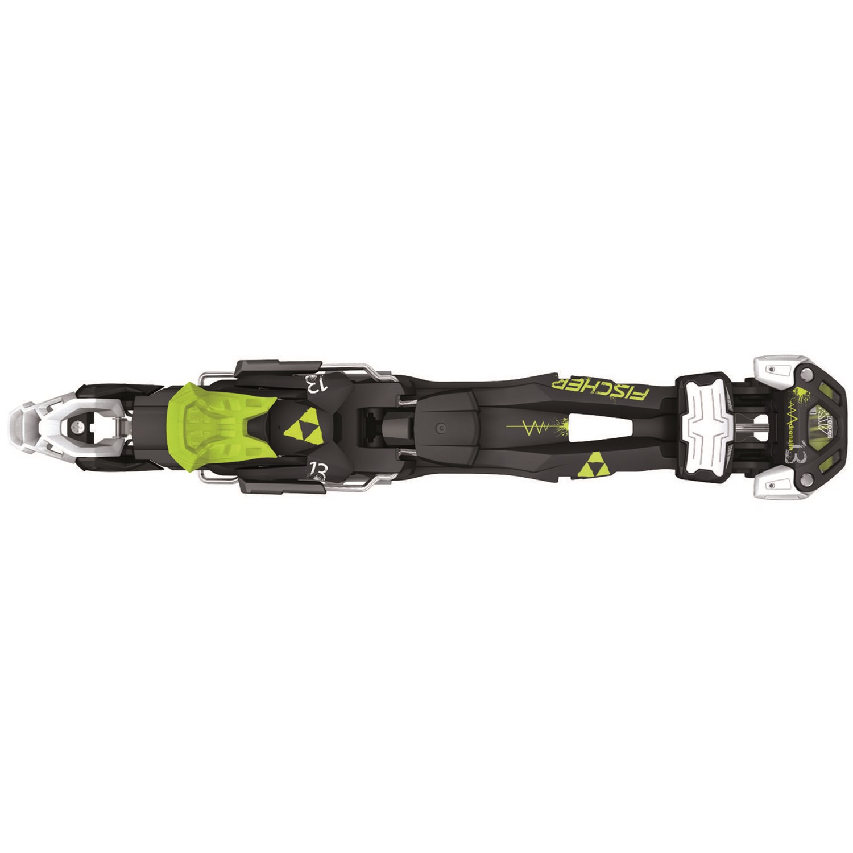 Fischer Adrenalin 13 Long Ski Bindings 2014