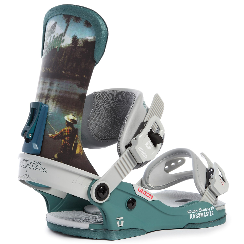 Union Kassmaster Snowboard Bindings 2015