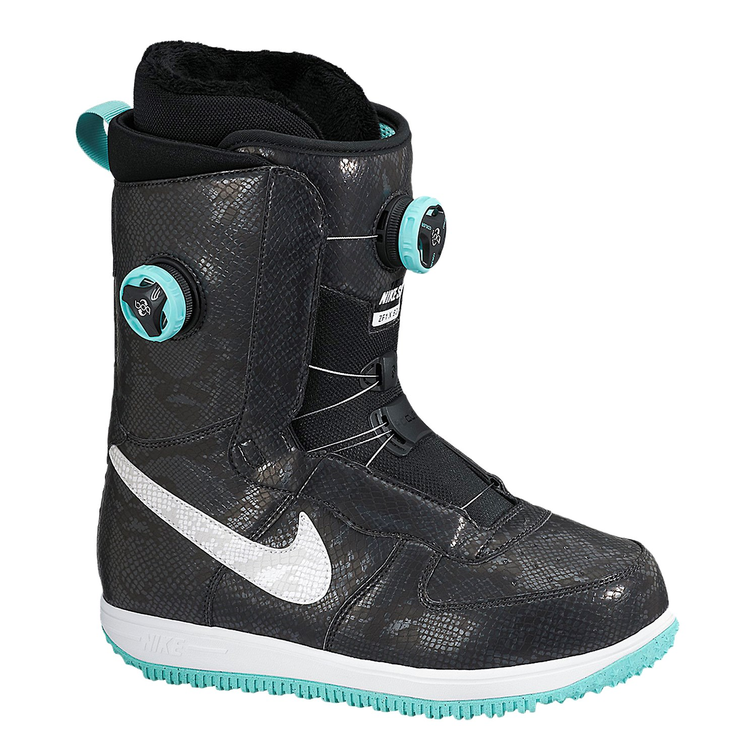 Nike SB Zoom Force 1 Boa Snowboard Boots - Women s 2015