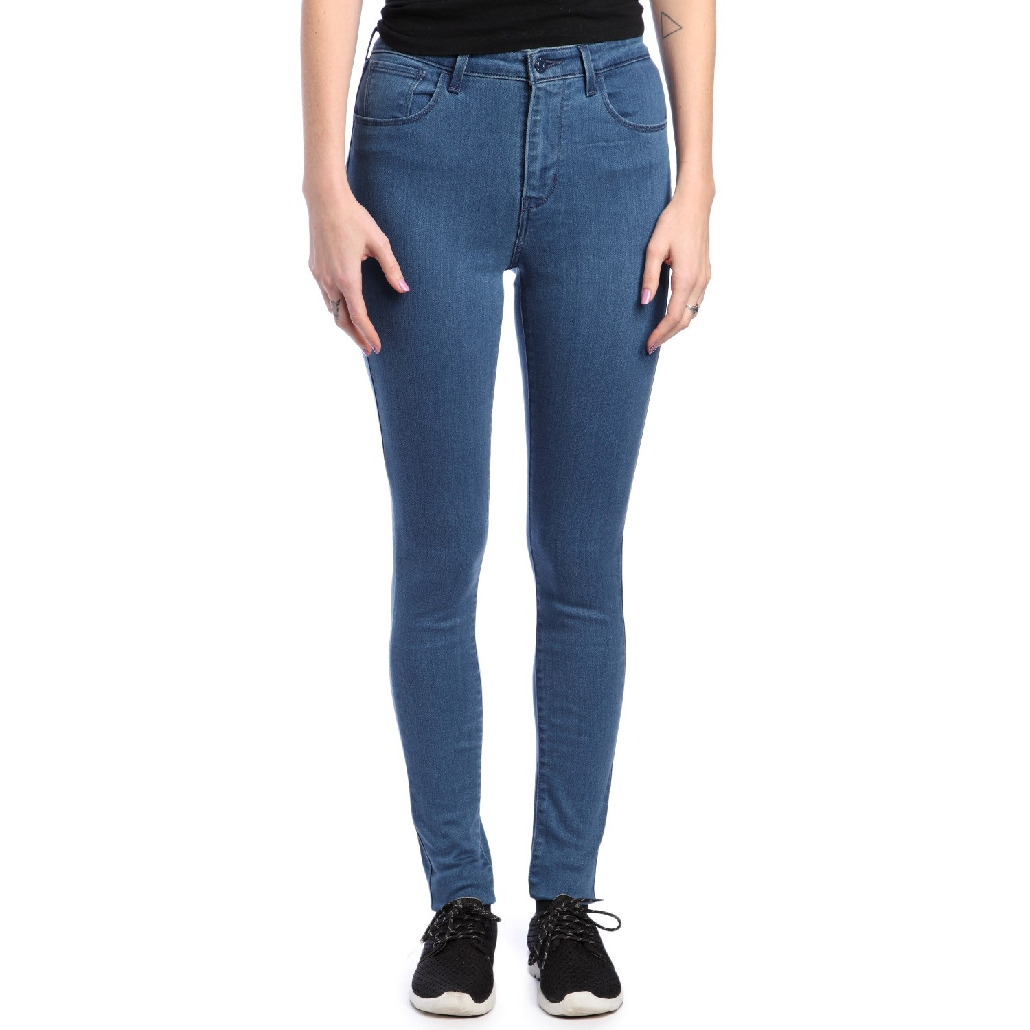 Unique J Brand Maria High Rise Skinny Jeans Atmosphere For Women  Faeaa
