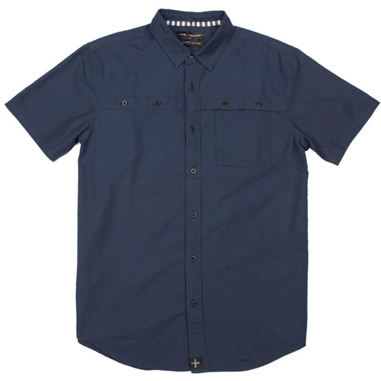 Tavik Kross Short Sleeve Button Down Shirt Evo Outlet