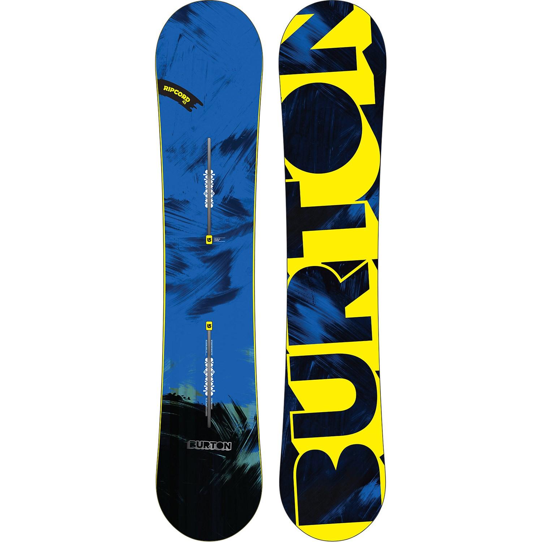 Burton Ripcord Snowboard 2015 | evo