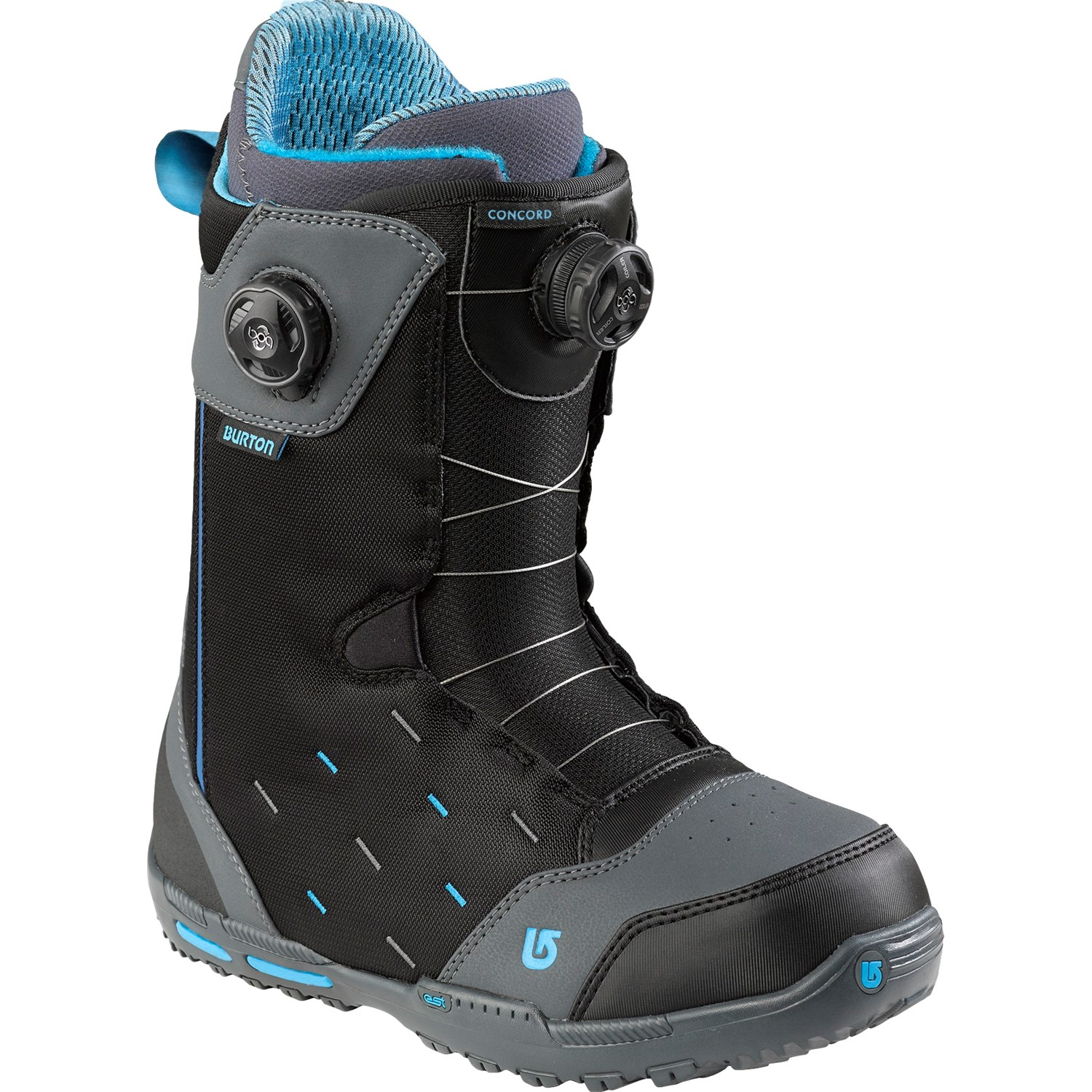 burton concord boa snowboard boots 2015 evo. Black Bedroom Furniture Sets. Home Design Ideas