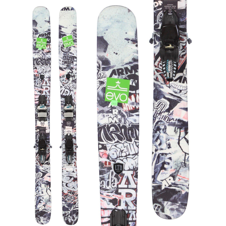 Armada Norwalk Skis + Marker Griffon Demo Bindings