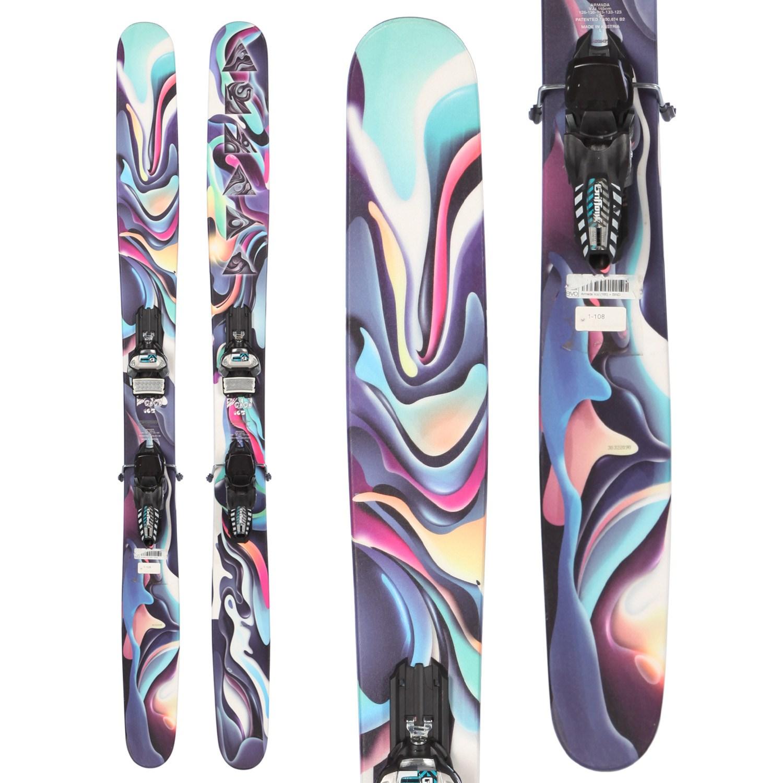 Armada VJJ Skis + Marker Griffon Demo Bindings