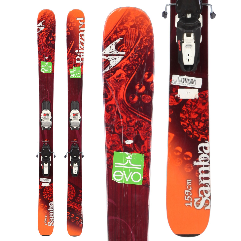 Blizzard Samba Skis + Marker Griffon Demo Bindings