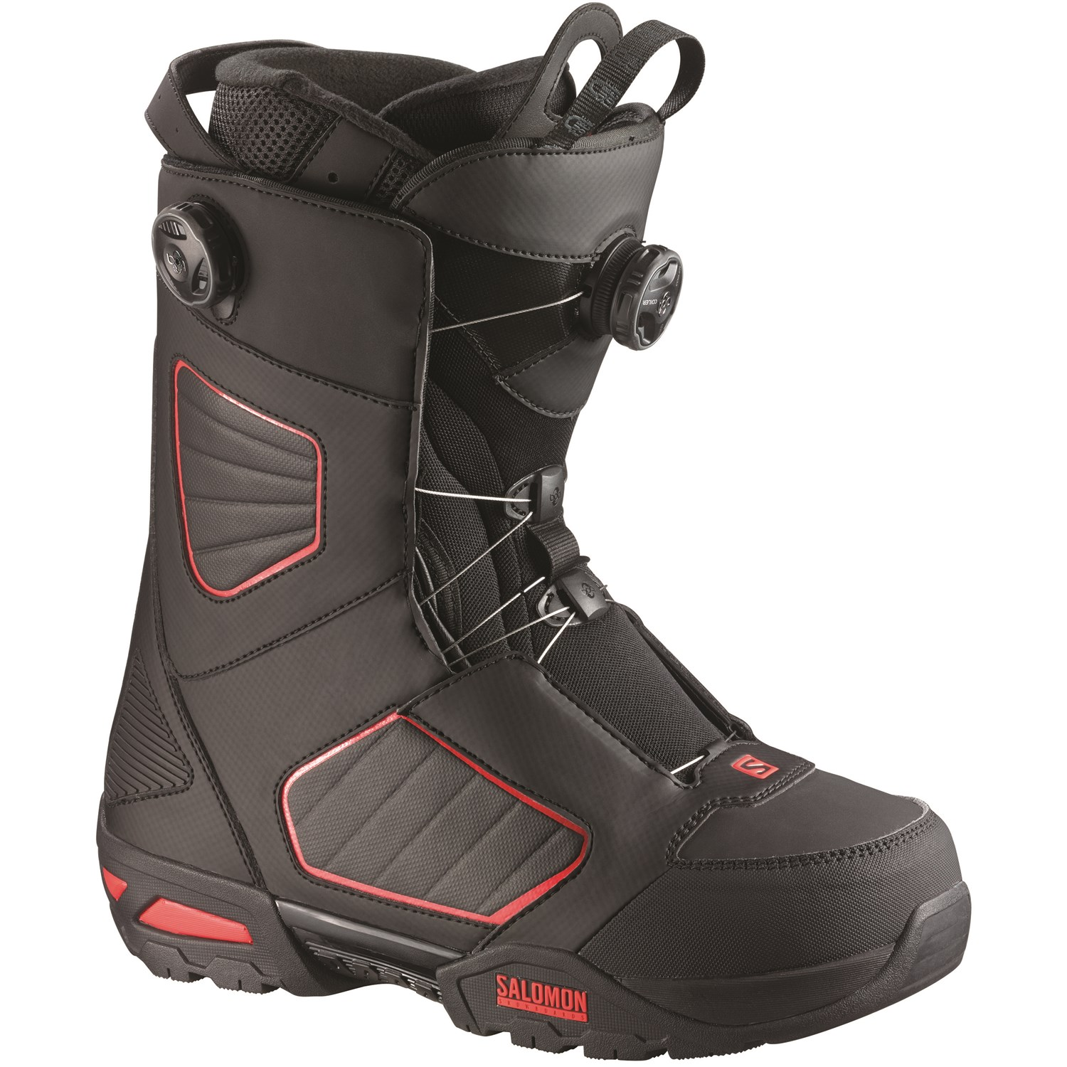 salomon synapse focus boa snowboard boots 2015 evo. Black Bedroom Furniture Sets. Home Design Ideas
