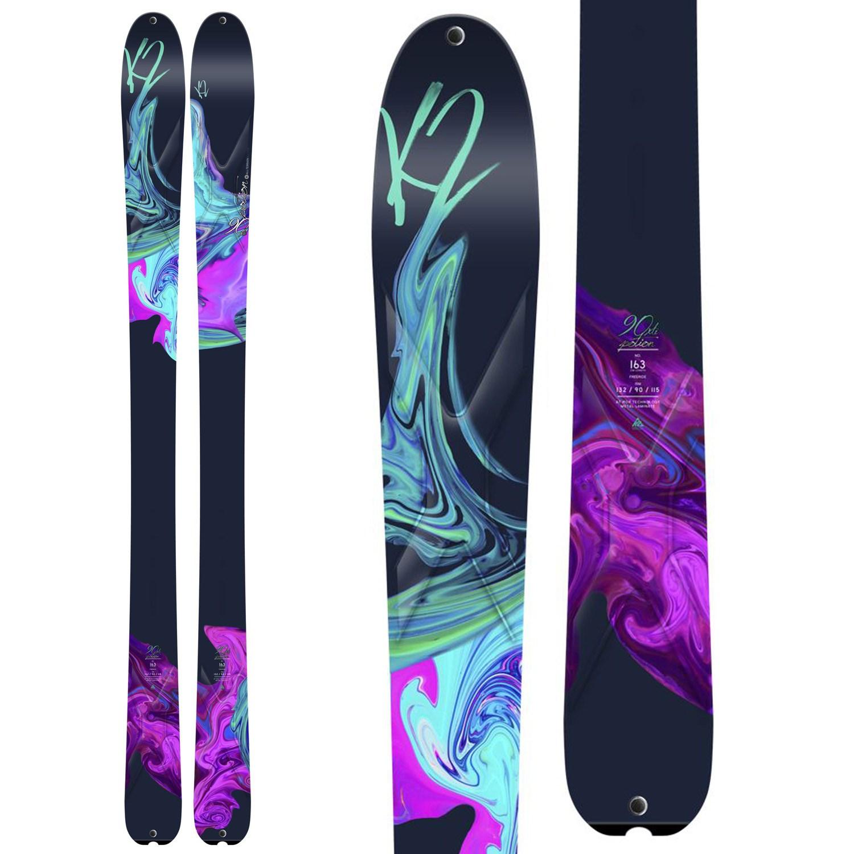Women's + Marker Griffon Ski