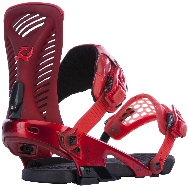 Ride Capo Snowboard Bindings 2016