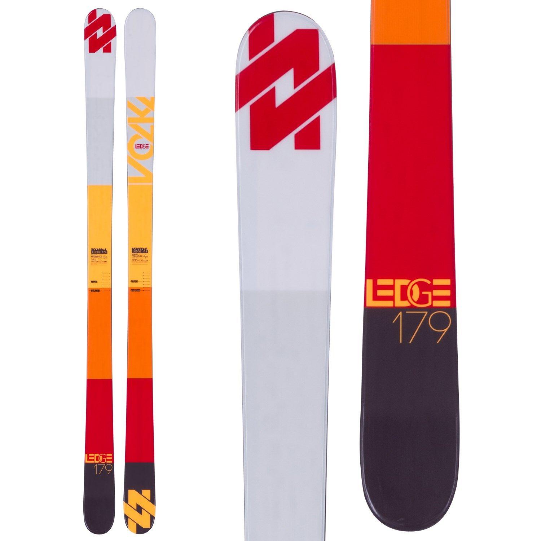Volkl Ledge Skis 2015