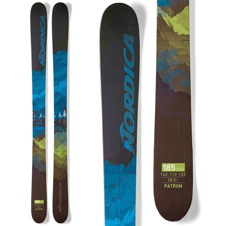 Nordica Patron Skis 2015
