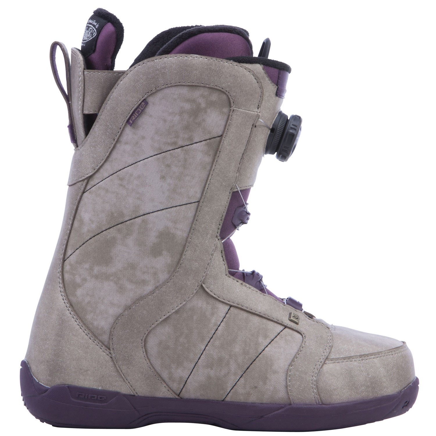 Womens Ride Snowboard Boots 117