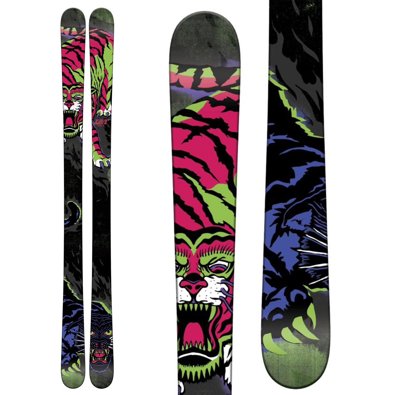 Line Skis Chronic Skis 2016