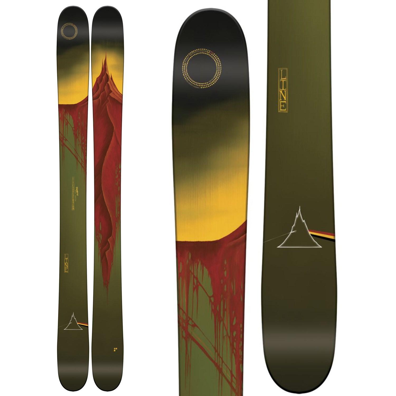 Line Skis Sir Francis Bacon Shorty Skis - Boy's 2015