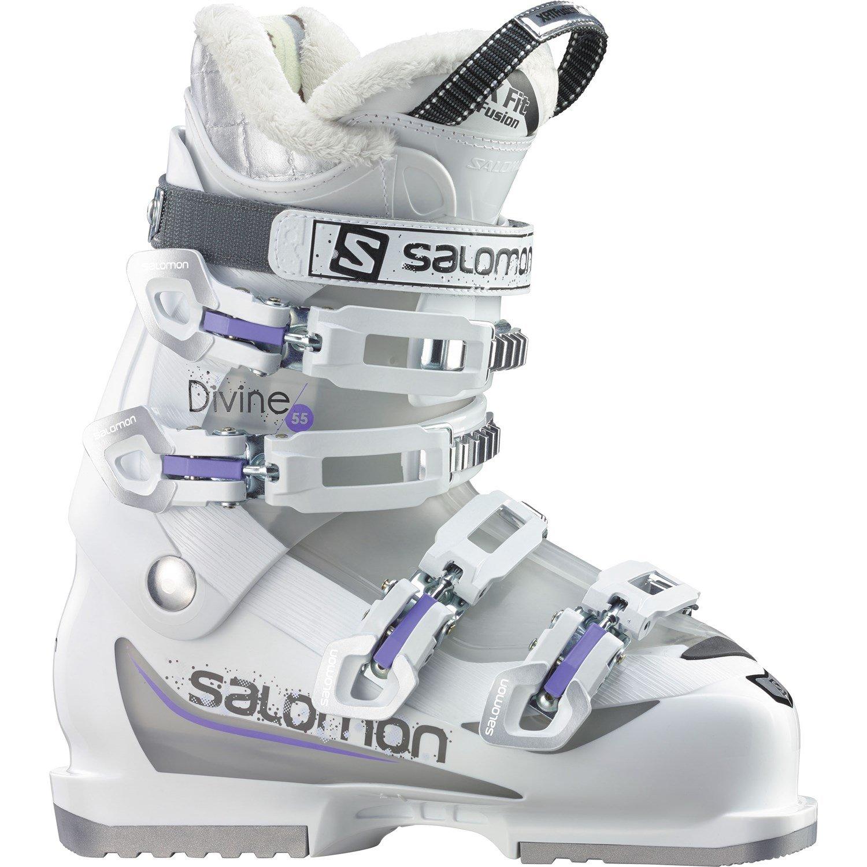 salomon 55 ski boots s 2015 evo