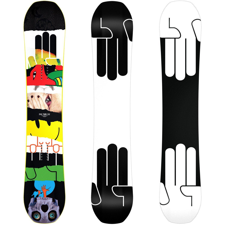 Bataleon Evil Twin Snowboard 2015