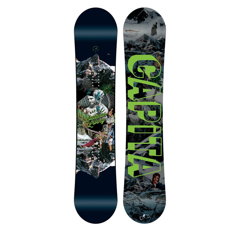 capita outdoor living snowboard 2015 evo. Black Bedroom Furniture Sets. Home Design Ideas