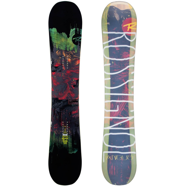 rossignol angus magtek snowboard 2015 evo
