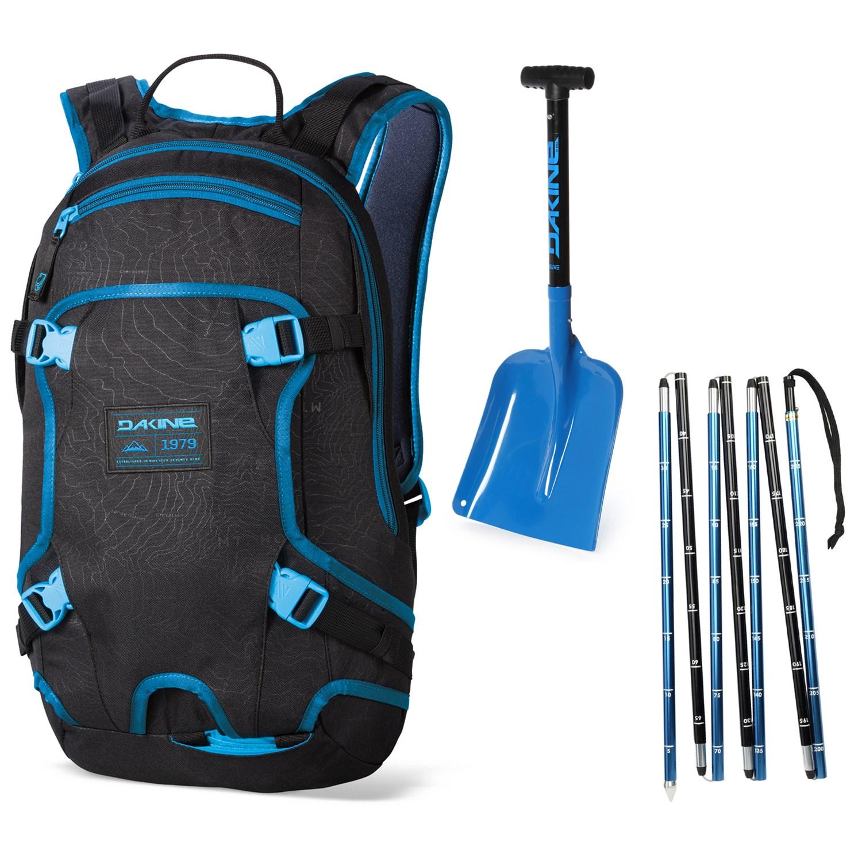 DaKine Ally Backpack + SC Shovel + SC Probe 2015