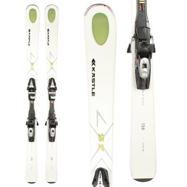 Kastle LX 82 Skis + Tyrolia SP 100 Demo Bindings