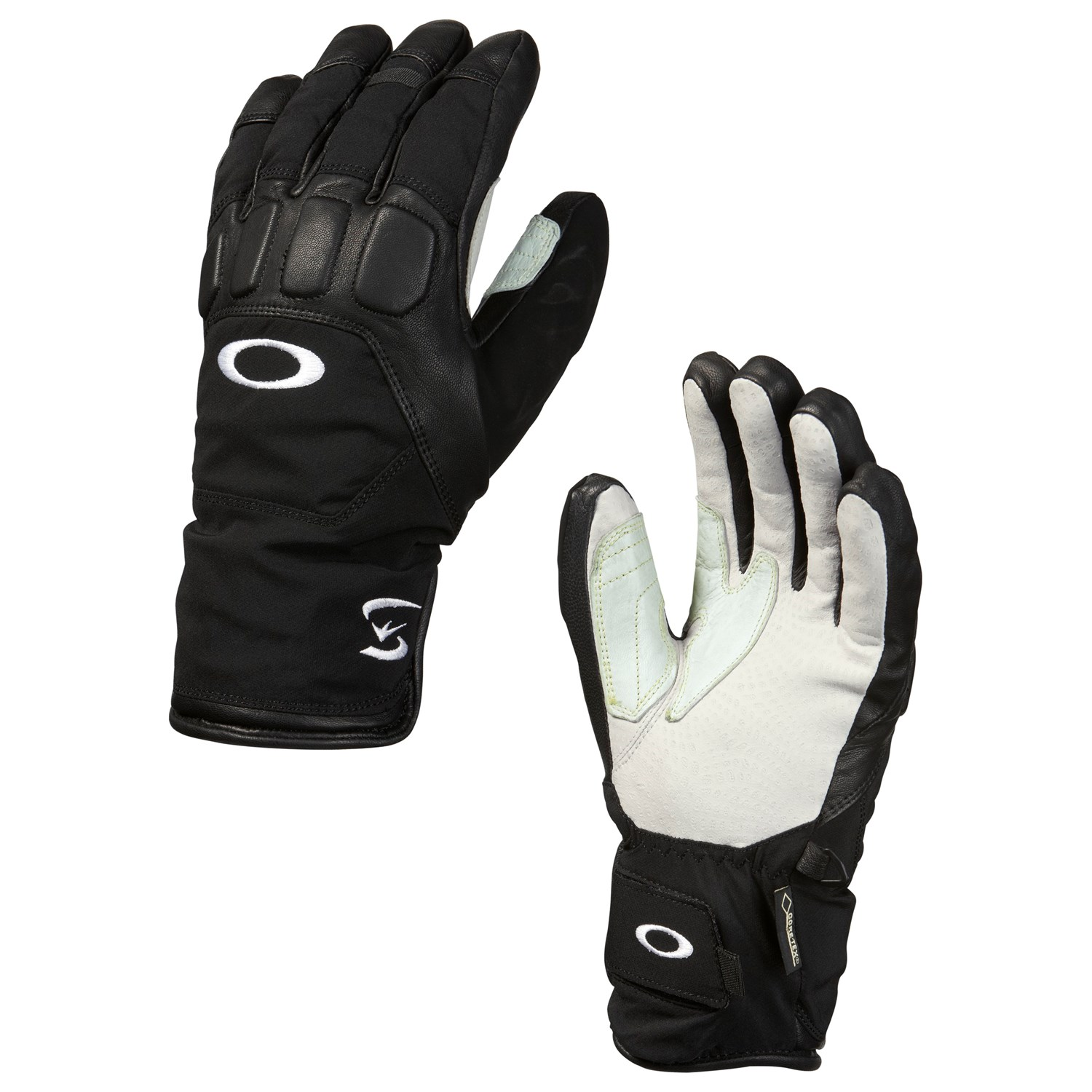 Mens leather gloves black friday - Oakley Leather Gloves