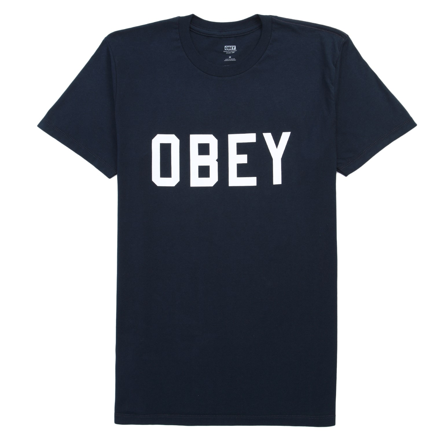 Obey Clothing Collegiate T-Shirt | evo outlet